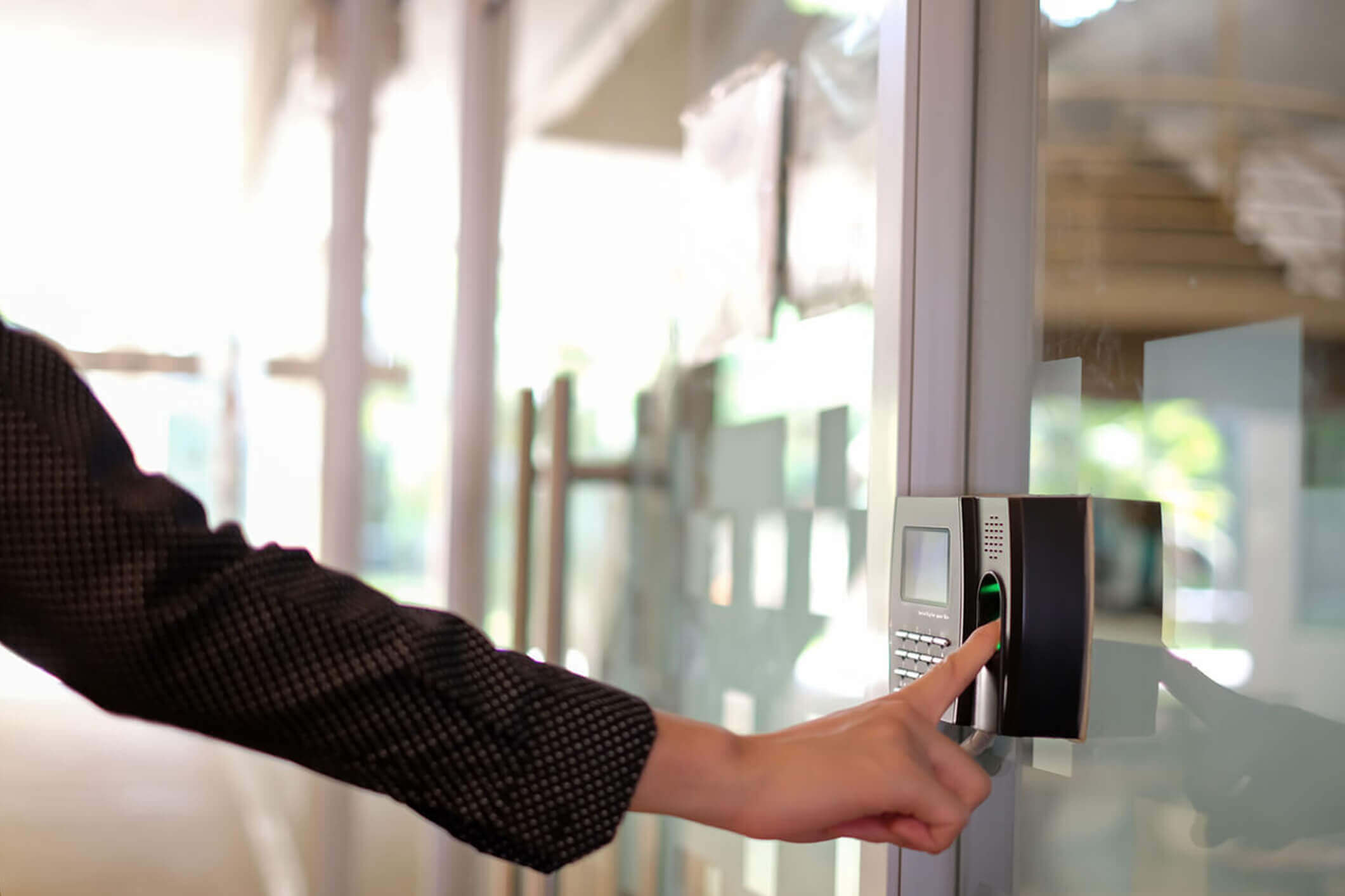 access control systems provider